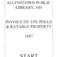 Allenstown Public Library, NH Invoice of the Polls & Ratable Property 1887.compressed.pdf