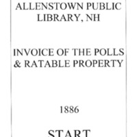 Allenstown Public Library, NH Invoice of the Polls & Ratable Property 1886.compressed.pdf