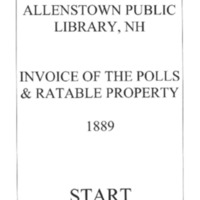 Allenstown Public Library, NH Invoice of the Polls & Ratable Property 1889.compressed.pdf
