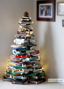 Christmas-tree-of-books
