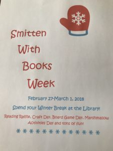 Smitten with Books Week